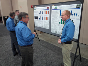 EXPO 14: Jeff Miller in the PAA Researcher Poster Session